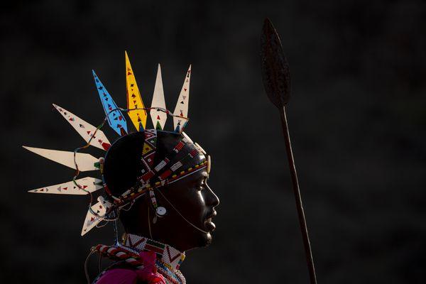 Samburu Warrior  thumbnail