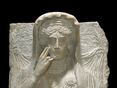 The beauty and grace of the third century funerary bust, known as Haliphat, helped convey an important chapter of history as well as the significance of preserving her and what remains of Palmyra.