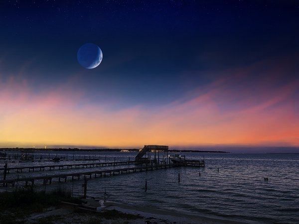Night and Day: An Okaloosa Opulence of Color thumbnail