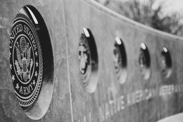 Native American Veterans Memorial thumbnail