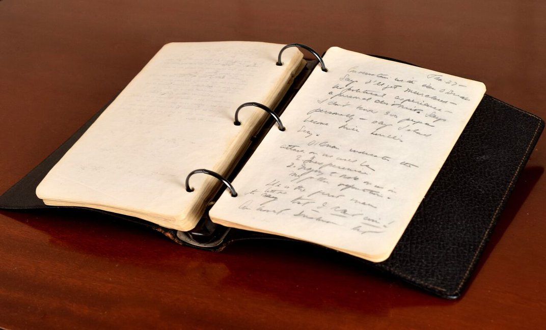 Sold: Diary of 28-Year-Old JFK