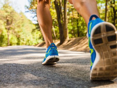 Durable, flexible polyurethane is commonly found in sports shoes and other products, and is tough to get rid of.