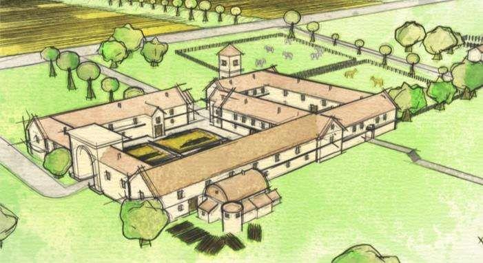 Villa Reconstruction