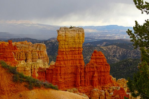 Bryce Canyon Overlook thumbnail