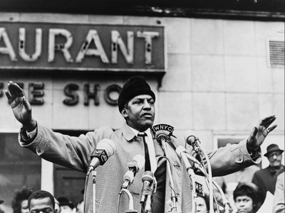 By the time of his arrest in 1953, Rustin was profoundly committed to non-violent resistance.