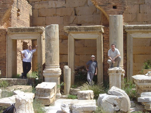 guys mopping up ruins thumbnail