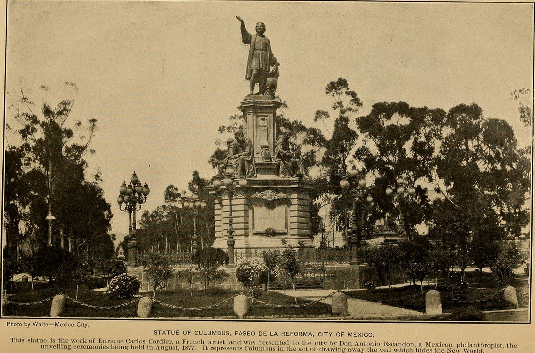 Monument to Indigenous Women Will Replace Columbus Statue in Mexico City