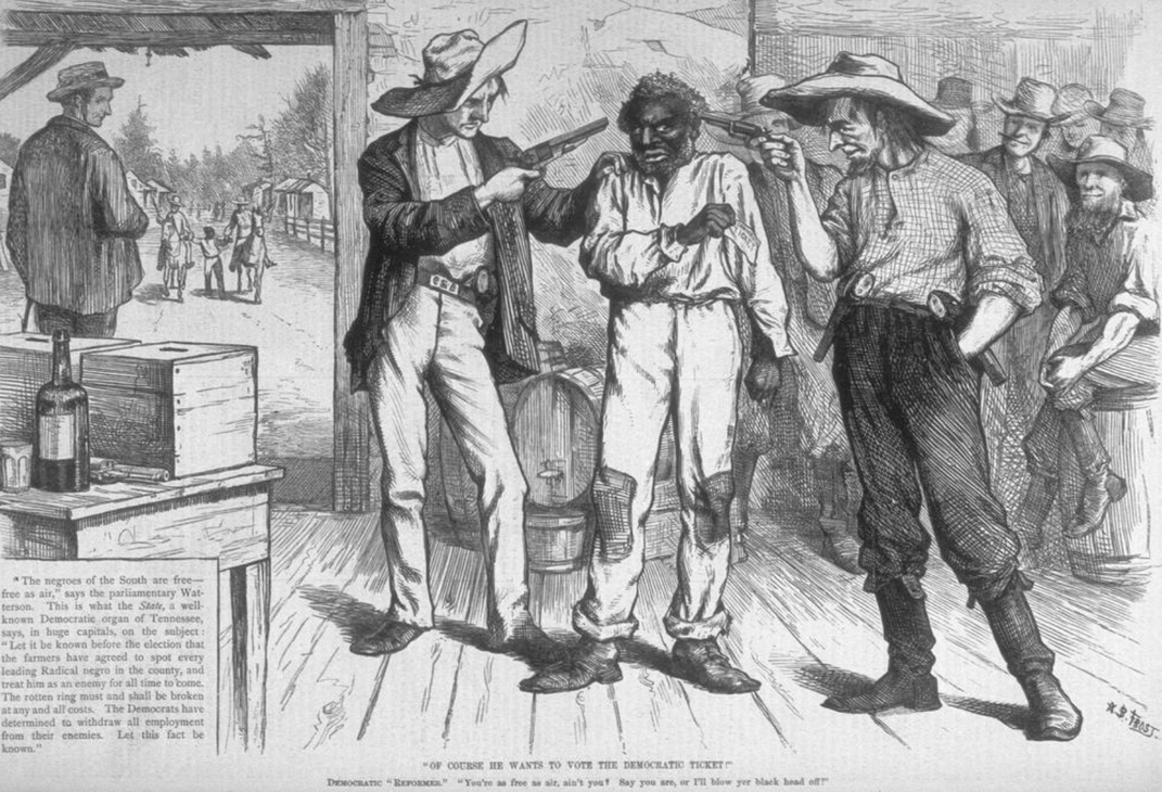 Five Things to Know About the 1876 Presidential Election