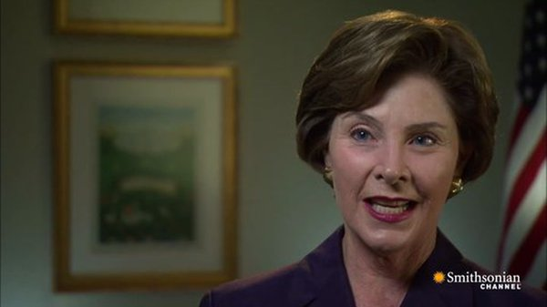 Preview thumbnail for Laura Bush Remembers Sept. 11