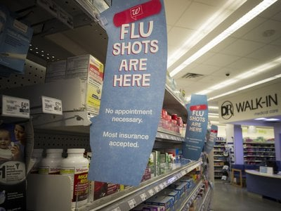 The 2014-15 flu vaccine is here, but the CDC warns that it's not as effective as hoped.