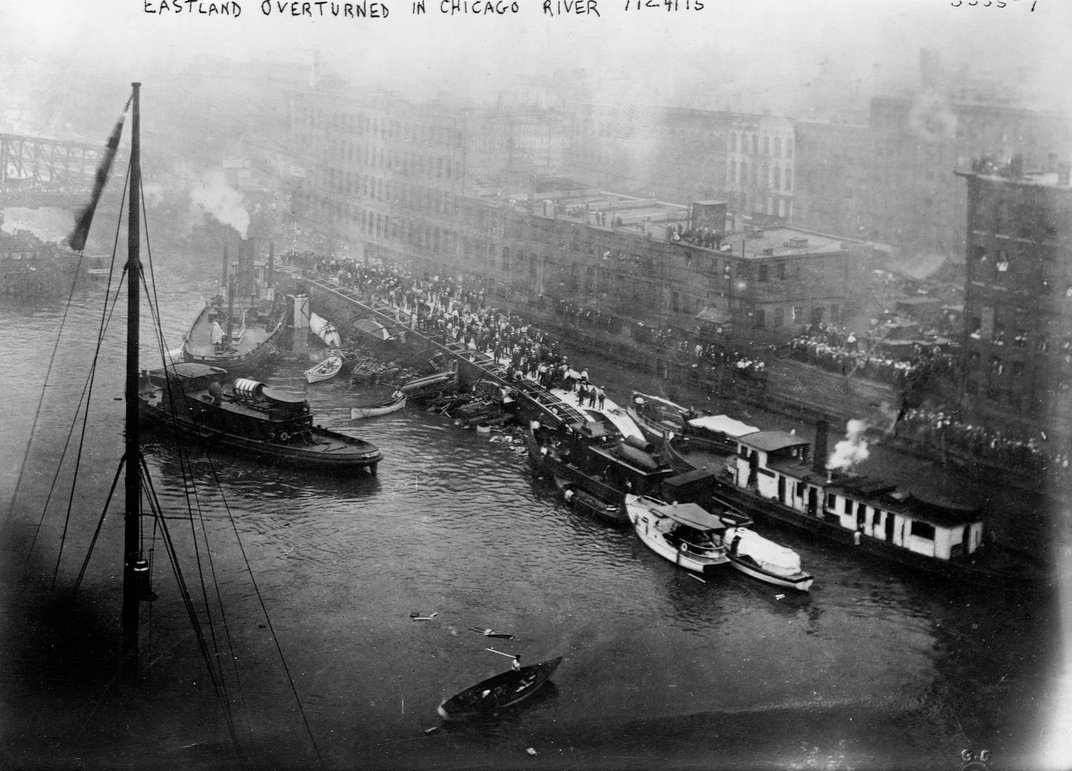 The Eastland Disaster Killed More Passengers Than the Titanic and the Lusitania. Why Has It Been Forgotten?