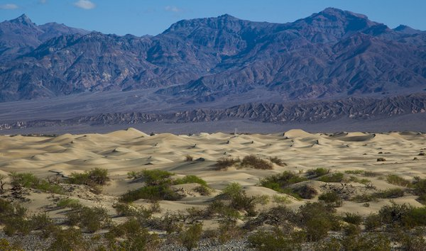 Sand of Death Valley thumbnail