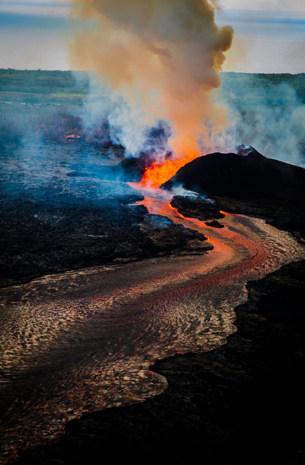 How Volcanoes Reshape Ecosystems