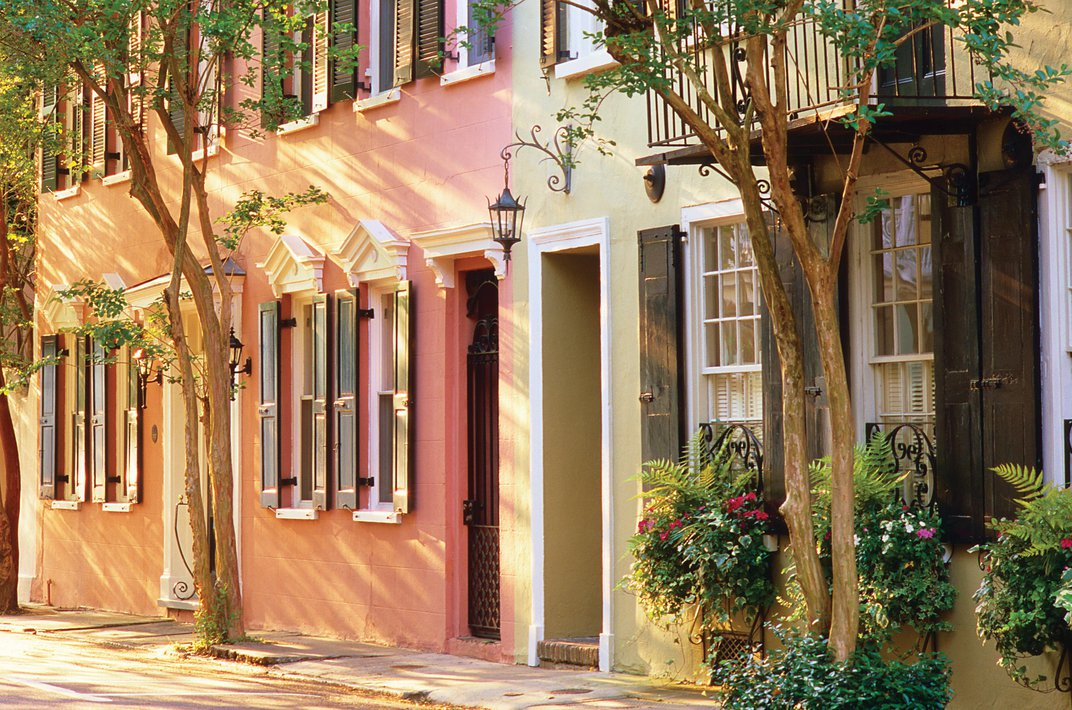 The Suffragist With a Passion for Saving Charleston's Historic Architecture