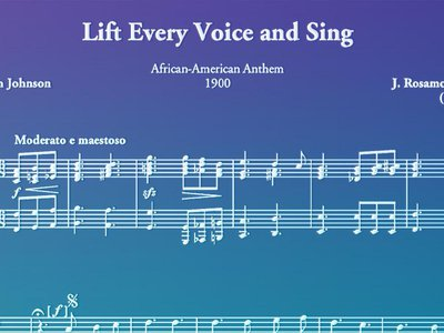 """""""The lines of this song repay me in elation, almost of exquisite anguish, whenever I hear them sung,"""" wrote James Weldon Johnson in 1935."""