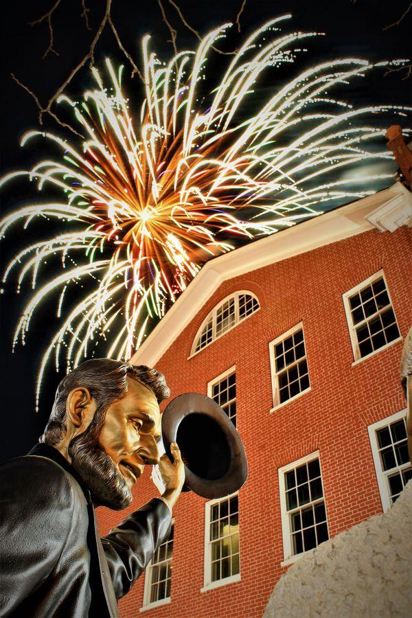 Lincoln's Gettysburg Celebration thumbnail