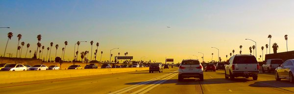 Harber Freeway, 110,,, Los Angeles, California thumbnail