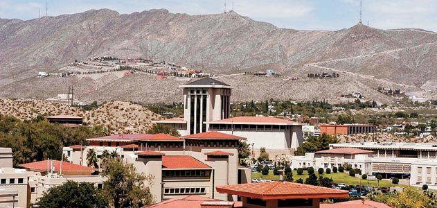 El Paso's campus
