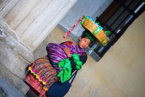 Kaqchikel Mayan Beauty thumbnail
