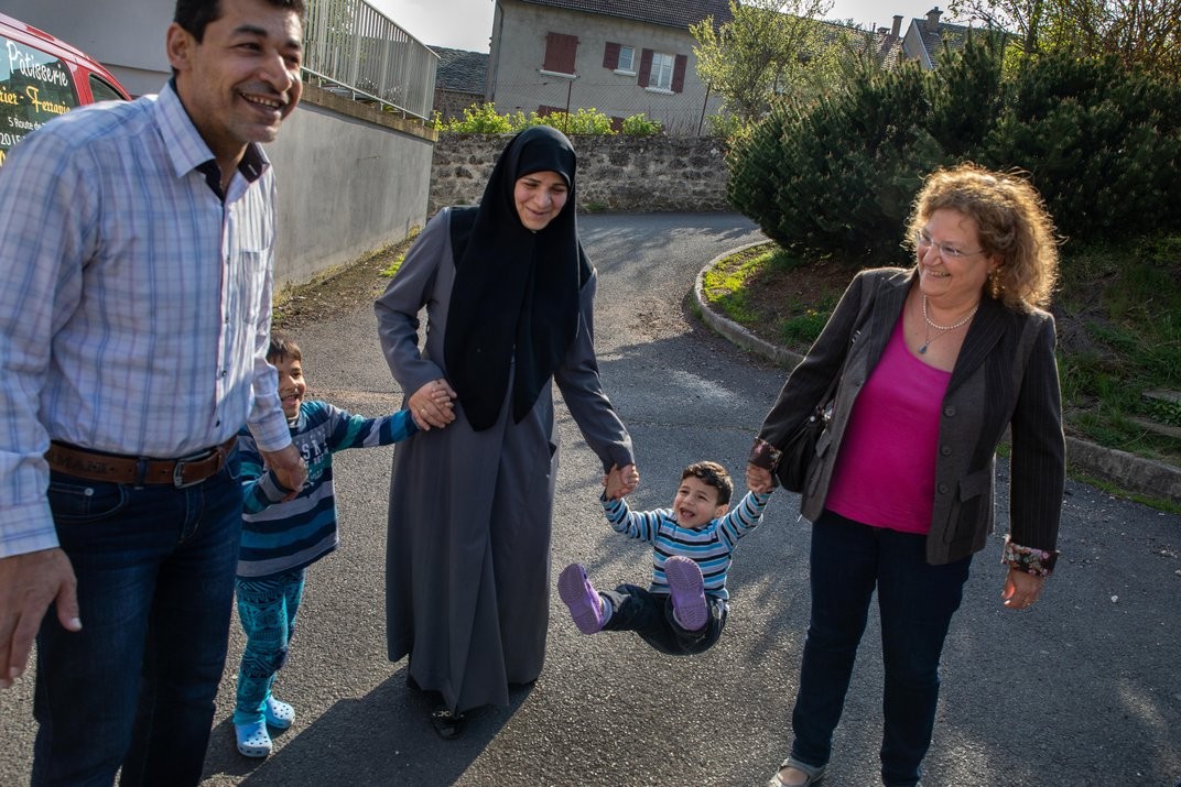 This French Town Has Welcomed Refugees for 400 Years