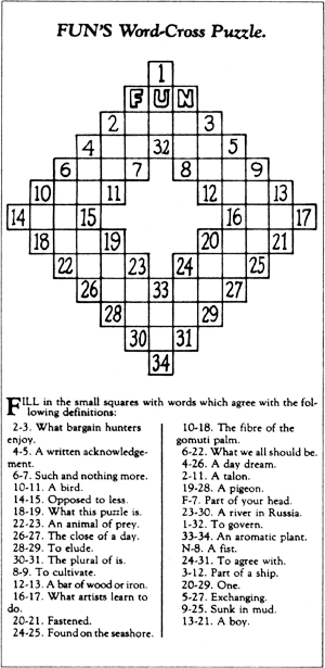 Why Crossword Puzzles Are Still Mostly Written By Humans