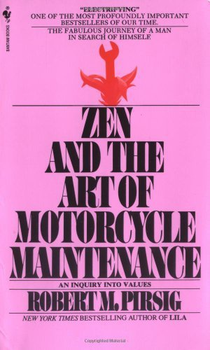 Preview thumbnail for 'Zen and the Art of Motorcycle Maintenance