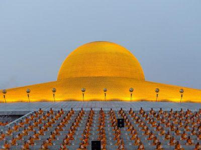 Wat Phra Dhammakaya