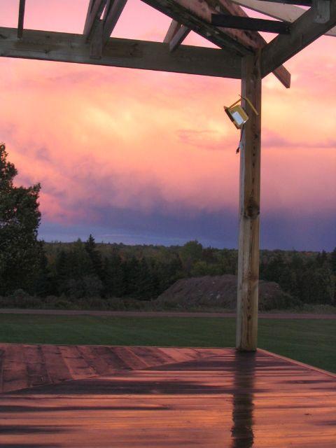 After an summer evening rain thumbnail