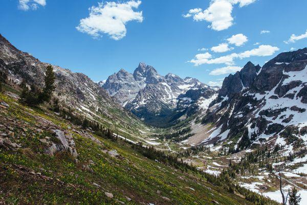 A Mix of Seasons in Grand Teton National Park thumbnail