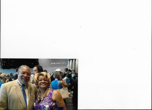 First meeting Smithsonian NMAAHC, Ex. Director/Founder thumbnail