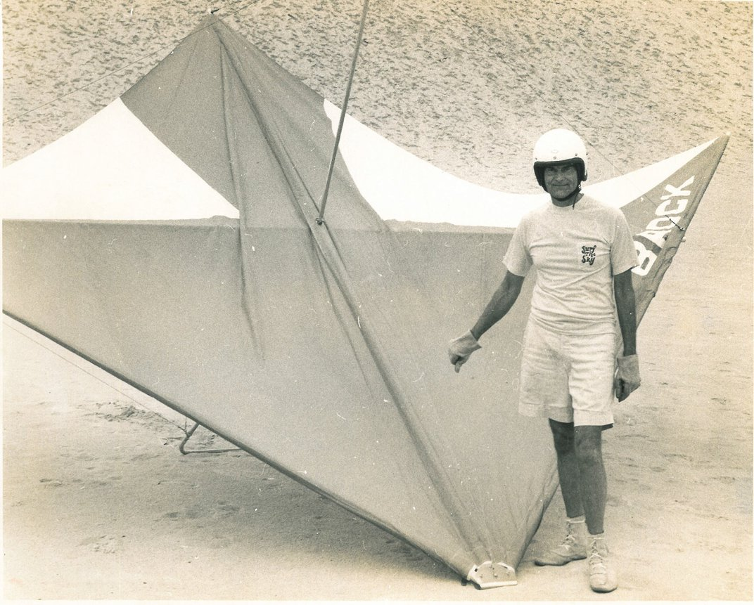 The Paraglider That NASA Could Have Used, but Didn't, to Bring Astronauts Back to Earth