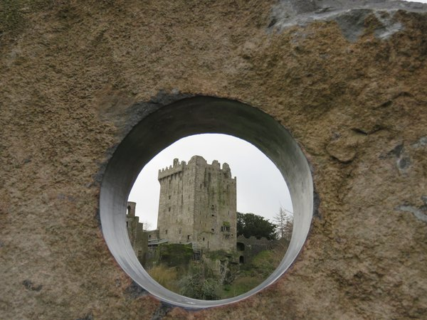 Spying Blarney Castle thumbnail
