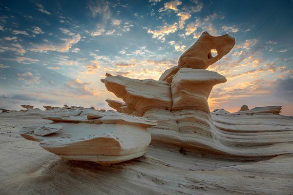 Fossil Dunes (Abu Dhabi) thumbnail