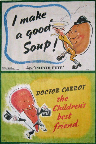 A WWII Propaganda Campaign Popularized the Myth That Carrots Help You See in the Dark
