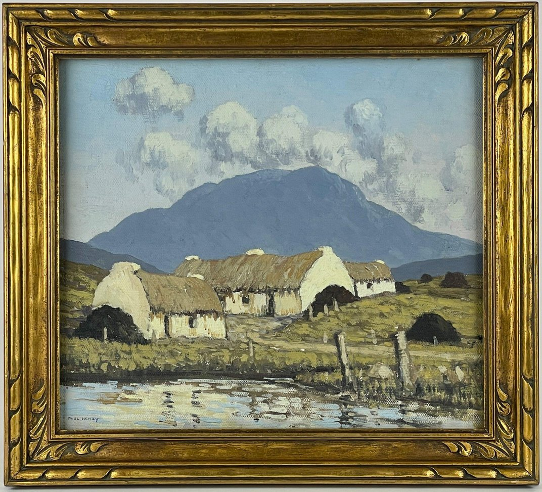 Rare Impressionist Landscapes Found in Storage Unit Could Sell for $60,000