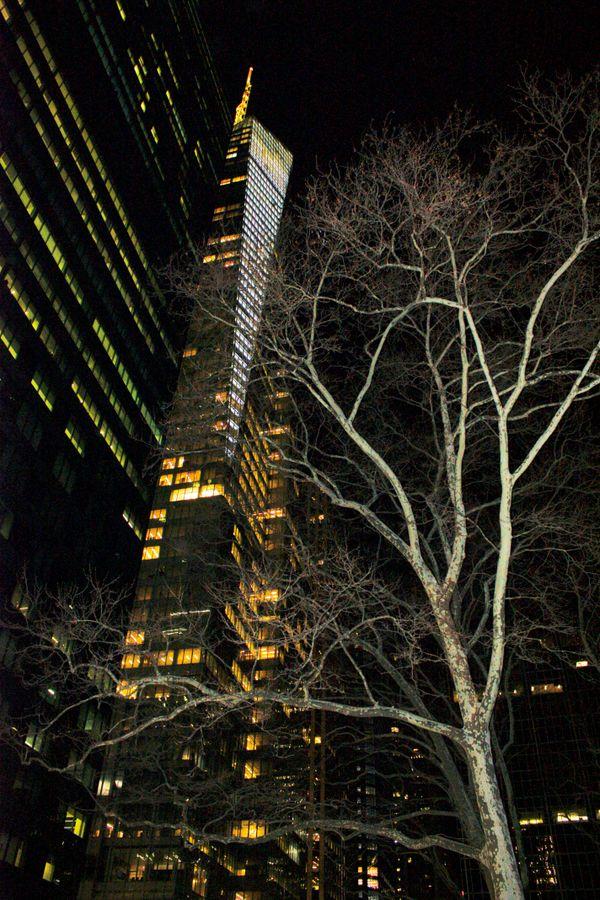 Midnight in New York thumbnail