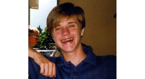 Matt Shepard in high school, taken in Lugano, Switzerland (NMAH)