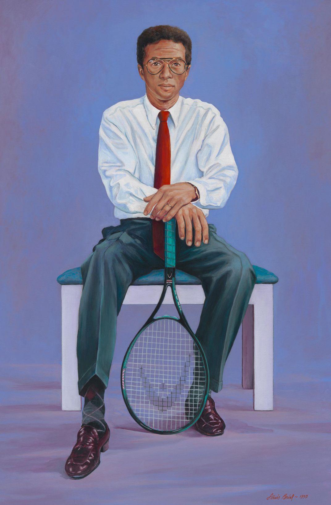 How Arthur Ashe Made Tennis History
