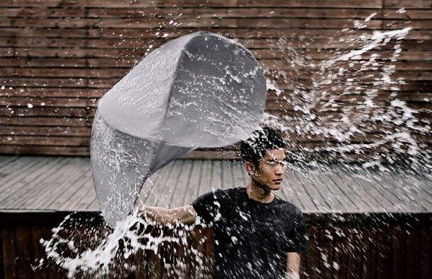 Inventing the Perfect Umbrella