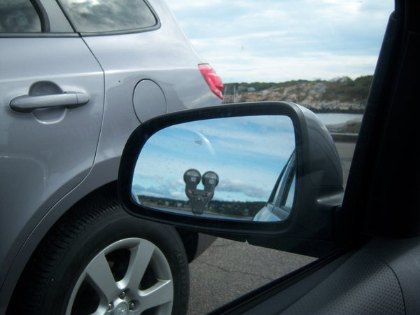 Parking Meter in the Mirror thumbnail