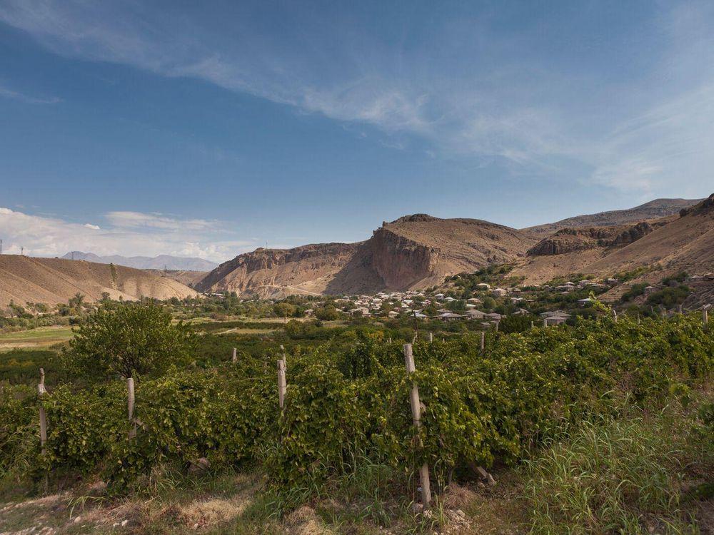 Armenian Wine Country