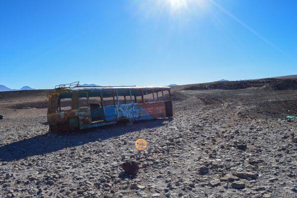 Took the Bus to Potosí thumbnail