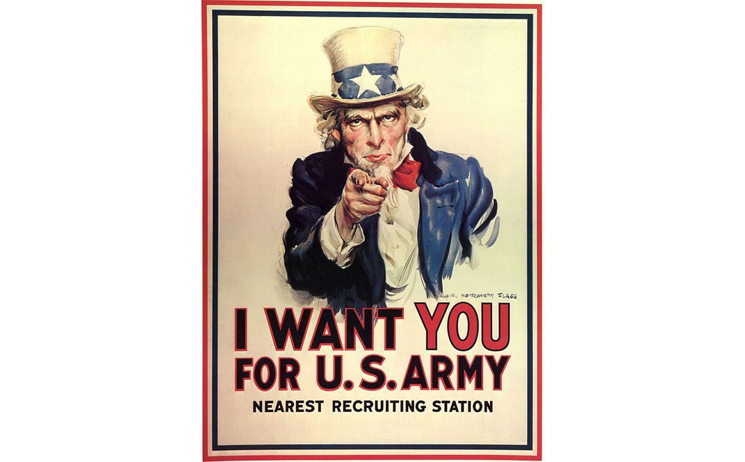 This Famous American Clown Was (Probably) a Model for Uncle Sam