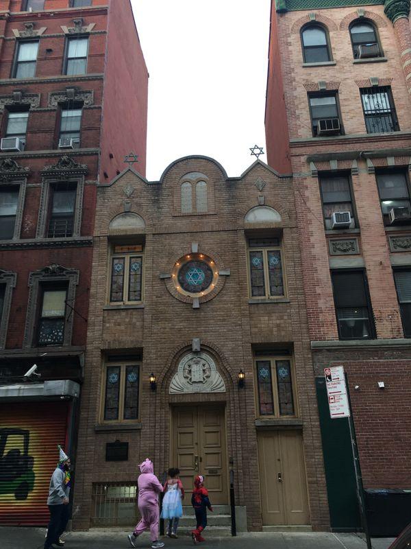 Romaniote Purim in Manhattan thumbnail
