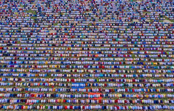 Eid prayer thumbnail