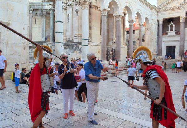10-Diocletian's guard, Split_Croatia thumbnail