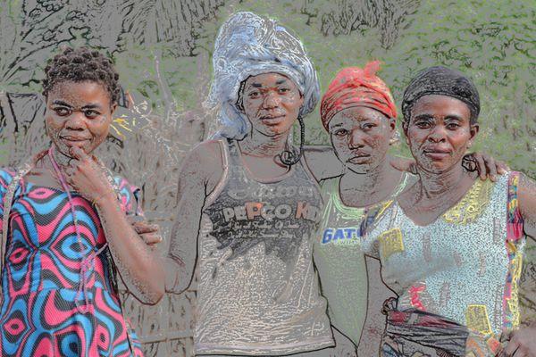 Four Women of Malela thumbnail