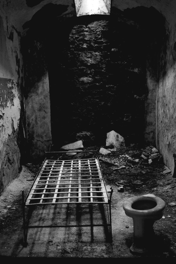 Eastern State Penitentiary:cell 2 thumbnail