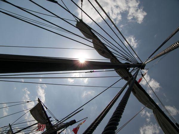 Masts of the Pinta thumbnail