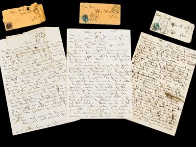 The first ransom notes come from an 1874 kidnapping.